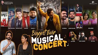 Sushanth & Nivetha Pethuraj Invites You All To #AVPLMusicalConcert On Jan 6 | Allu Arjun, Trivikram - IGTELUGU