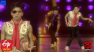 Piyush Performance Promo - Dhee Champions (#Dhee12) - 11th December 2019 - Sudigali Sudheer - MALLEMALATV