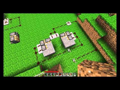 Minecraft: Tutorial sui Pistoni [ITA]