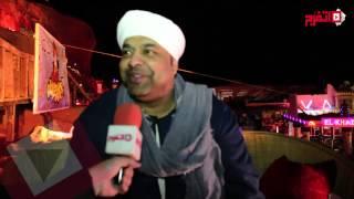 اتفرج| حجازي متقال يحيي حفل تحرير سيناء بـ«شرم الشيخ»