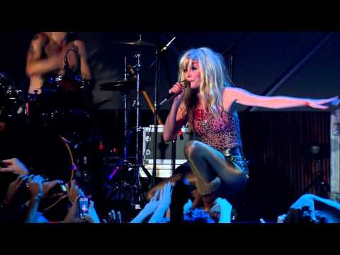 The Asteroids Galaxy Tour - Major (live at Cine Joia 28/07/12)
