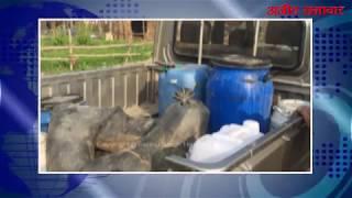 video : लुधियाना : अवैध तरीके से तैयार 65000 लीटर लाहन बरामद