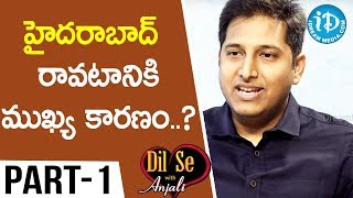 Civil's Topper (208 Rank) Mallu Chandrakanth Reddy Interview Part #1 || Dil Se With Anjali - IDREAMMOVIES