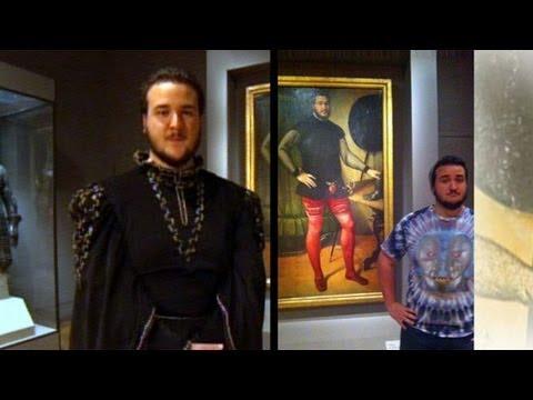 Odnalazł sobowtóra w obrazie z XVI w.