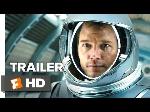 Passengers Official Trailer 1 (2016) - Jennifer Lawrence Movie