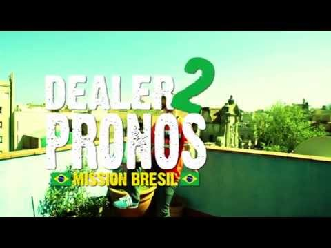 Dealer 2 Pronos : Mission Brésil (Teaser KissKissBankBank)