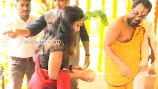 Sree Vishnu - Rizwan entertainment & Shri Om Cinema pro no. 1 movie launch - idlebrain.com - IDLEBRAINLIVE