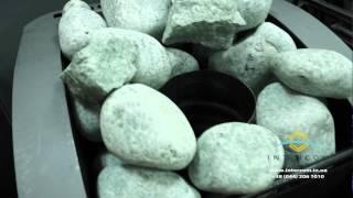 Камни для бани: диабаз, талькохлорит, малиновый кварцит, жадеит. Купить со склада в Киеве