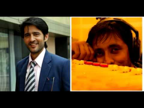 Actor Hiten Tejwani with Rj Animesh Live on Red fm kolkata :  8th Feb 2014