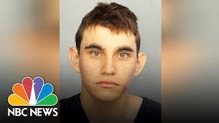 Suspect Nikolas Cruz Charged With Premeditated Murder In Parkland Florida School Shooting | NBC News - NBCNEWS