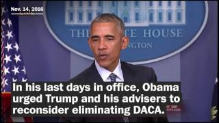 Trump the candidate vs Trump the president on DACA - WASHINGTONPOST