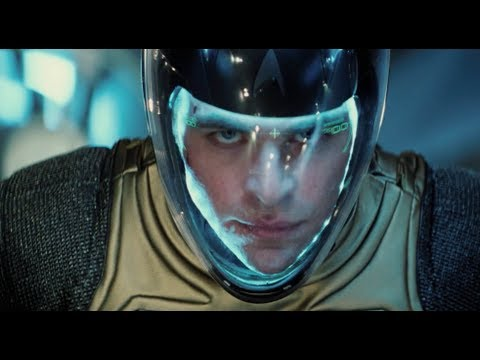 New Star Trek Into Darkness Trailer. So. Much. Awesome.