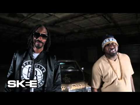 Trae Tha Truth - BTS Of Trae Tha Truth & Snoop Dogg's