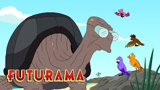 FUTURAMA | Season 9, Episode 13: Slow And Steady | SYFY - SYFY