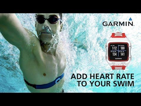 HRM-Tri, HRM-Swim Brustgurt u. Forerunner 920XT Produkttrailer 2015 von Garmin