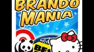 Brandomania Level 3 - U.S.A Version Answers Walk-through Guide