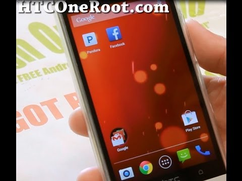Google Play Edition ROM with Android 4.4 KitKat for HTC One!