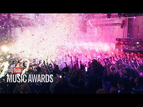 The First-Ever YouTube Music Awards (YTMA)