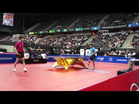 Table Tennis WTTC 2011 Rotterdam Men's Semi Wang Hao Ma Long 9 of 12