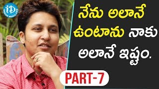 Comedian Snigdha Exclusive Interview - Part #7 || Talking Movies With iDream - IDREAMMOVIES