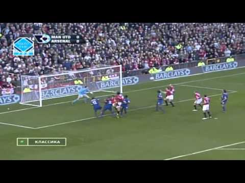 Cristiano Ronaldo Vs Arsenal Home 04-05 by xCR7Comps