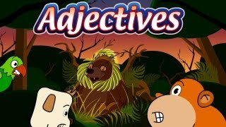 Learn Adjectives, Magic Pathshala English