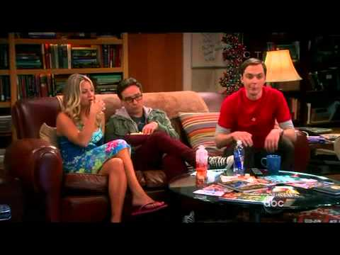 The Big Bang Theory skit (Emmy Awards.2012)