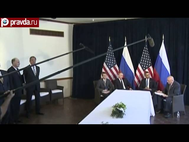 Putin and Obama come to nuclear agreement