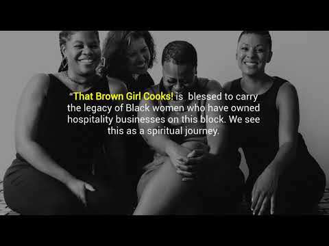That Brown Girl Cooks! - Africatown Business Spotlight