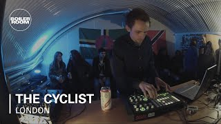 Watch The Cyclist In The Boiler Room - Video