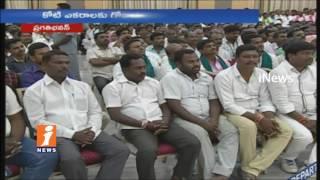 CM KCR Excellent Speech On Farmers In Pragathi Bhavan | Farmers Thanking To KCR | iNews - INEWS