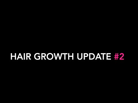 Hair Growth Challenge Update + Relaxation Tip