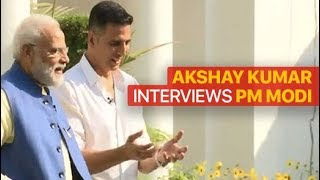 """I Never Get Angry, It Surprises People,"" PM Tells Actor Akshay Kumar - NDTV"