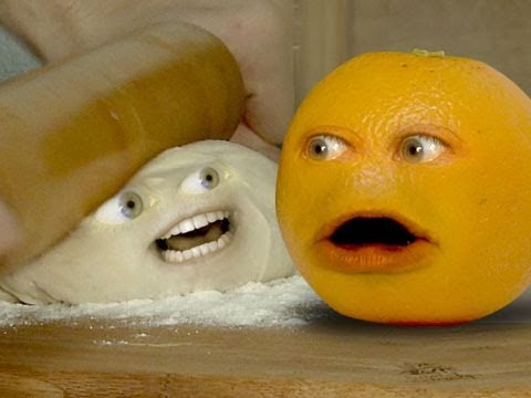 Annoying Orange - Rolling in the Dough