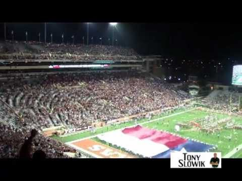 UT Football Game 2012