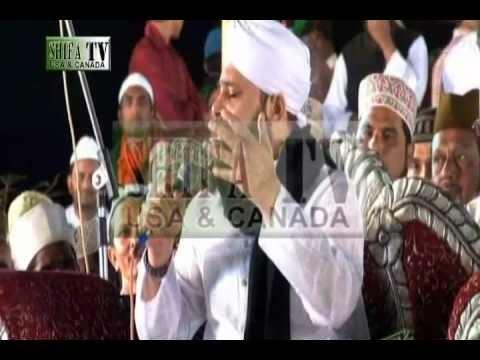 Complete Mehfil-e-Naat Muhammad Owais Raza Qadri India Mehfil 2011