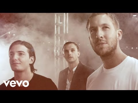 Calvin Harris & Alesso  ft. Hurts - Under Control