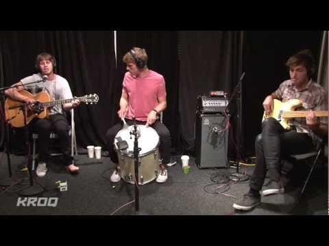 "Foster The People- ""Houdini"" (Live at KROQ)"