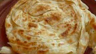 Malabar Parotta (Kerala Paratha) Indian Bread Recipe - SHOWMETHECURRY