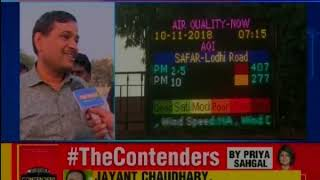 Delhi battles toxic smog, blamegame continues; who's responsible for the choke? - NEWSXLIVE