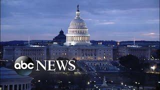 Shutdown continues after late Senate vote falls short - ABCNEWS