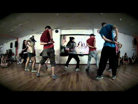 """LEFTSIDE - BUBBLE"" DANCEHALL CHOREOGRAPHY BY ANDREY BOYKO"