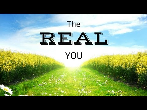 The REAL You | Guided Imagery Meditation | Invoke Positive Change