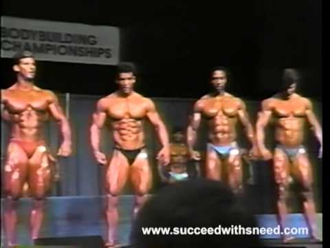 1986 NPC USA Bodybuilding Championship Part 2