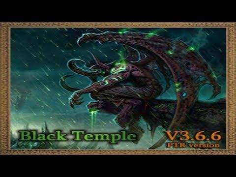 Warcraft 3 Custom Burning Crusade Raids يوتيوب توينت