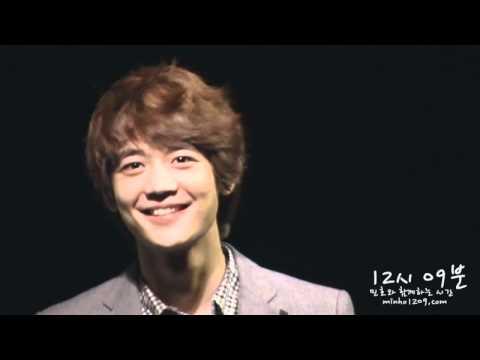 [Fancam] 110714 Minho's sweet smile @ wedding ceremony