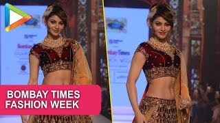 Urvarshi Rautela walks on the RAMP at Bombay Times Fashion Week Day 1 - HUNGAMA