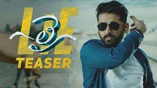 #LIE Movie Teaser - Nithiin, Arjun, Megha Akash | Hanu Raghavapudi | Mani Sharma - #14Reels - 14REELS