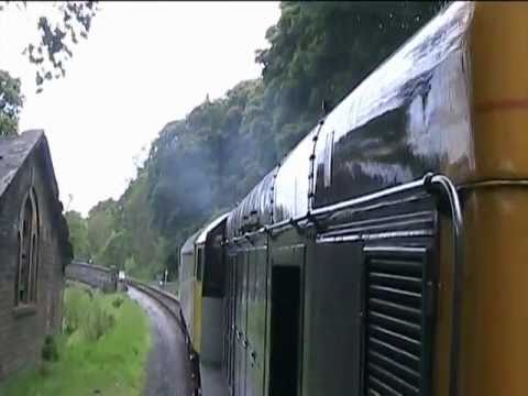 Keighley and Worth Valley Railway diesel event 20th May 2011 pt 1