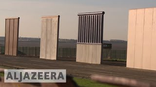 Border wall, immigration dominates Trump's first year - ALJAZEERAENGLISH